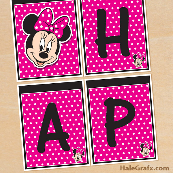 minnie-mouse-banderines-gratis_imprimible