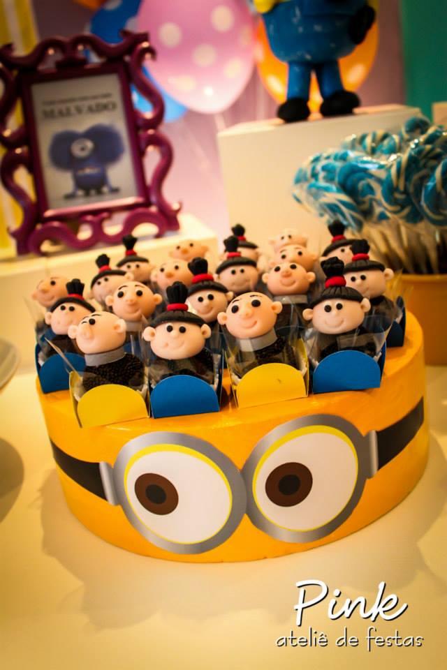 Ideas para cumplea os minions blog celebrando fiestas for Paginas de ideas de decoracion