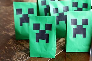 Souvenir Minecraft