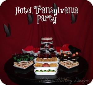 Decoración de la mesa Transylvania