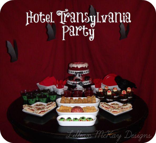 Fiesta Hotel Transylvania | Blog Celebrando Fiestas