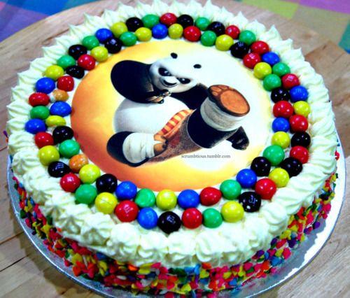 Frito Birthday Cake