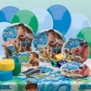 ice-age-era-del-hielo-mesa-fiesta