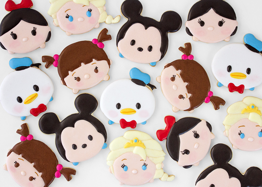 tsum_tsum_cookies_party