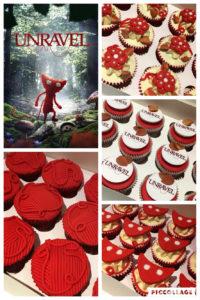 Pochoclos y Cupcakes