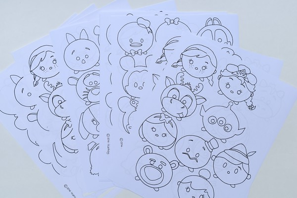 Tsum Tsum Ideas Para Fiestas: Tsum Tsum Ideas Para Fiestas