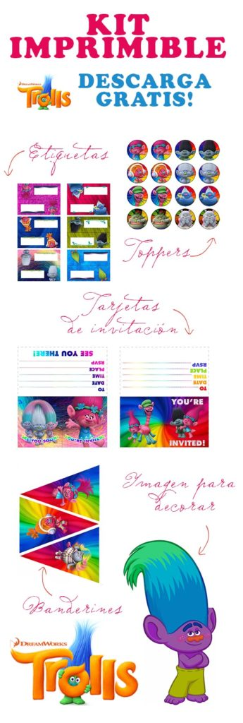 kit_impriible_trolls_printable_free_descarga_gratis