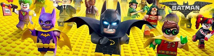 Decoración Lego Batman – ideas para fiestas