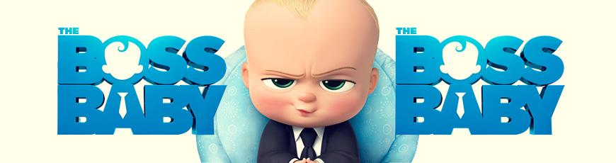 Decoración Jefe en Pañales – The Boss Baby