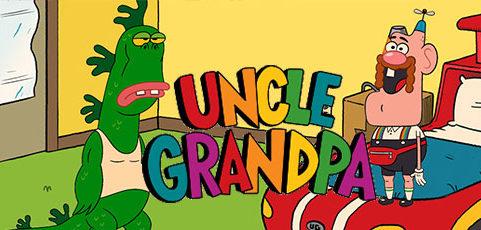 Decoración Tío Grandpa – Uncle Grandpa – ideas para fiestas