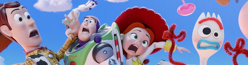 Decoración de Toy Story 4 – ideas para fiestas
