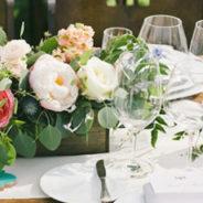 Hermosos Centros de mesa para Boda – decoración de eventos