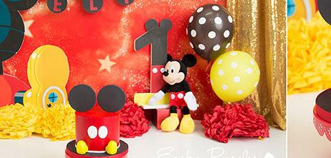Las mejores tortas de Mickey Mouse 2019