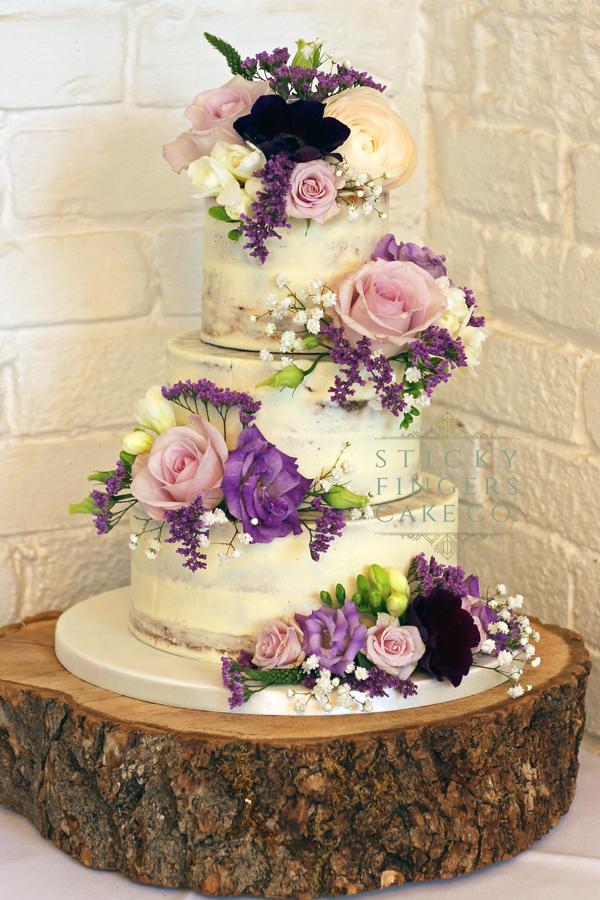 Las mejores tortas de boda casamiento