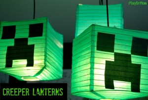 Lámpara creeper