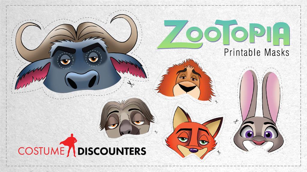 zootopia-zoomania-mascaras-printable-free-gratis-cumpleanos-fiesta