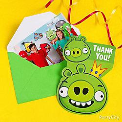 Souvenirs y tarjetas de agradecimiento