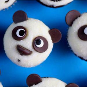 Cupcake Kung Fu Panda