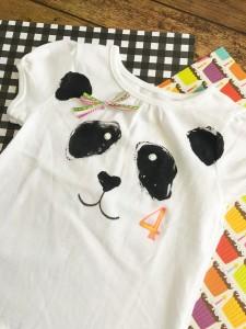 Remeras fiesta Kung Fu Panda