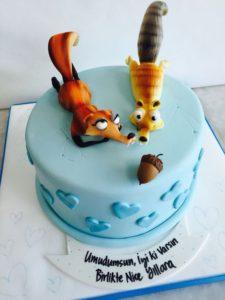 Ingeniosas tortas