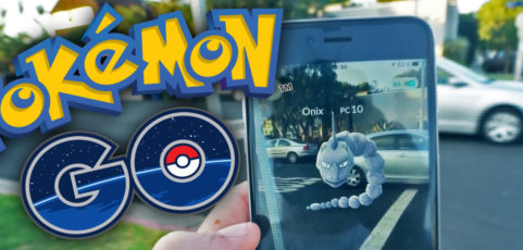 Pokémon Go ideas para fiestas