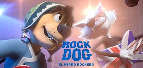 Decoración Rock Dog – ideas para fiestas