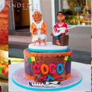 Las 20 mejores tortas de la película de coco disney