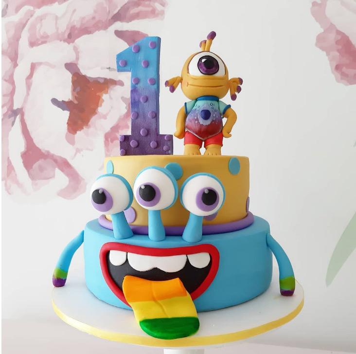 Torta Nivis