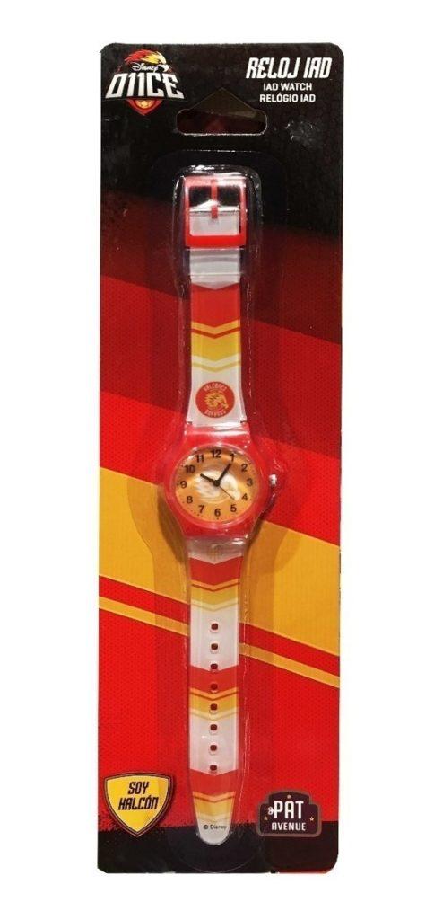 decoración o11ce merchandising reloj
