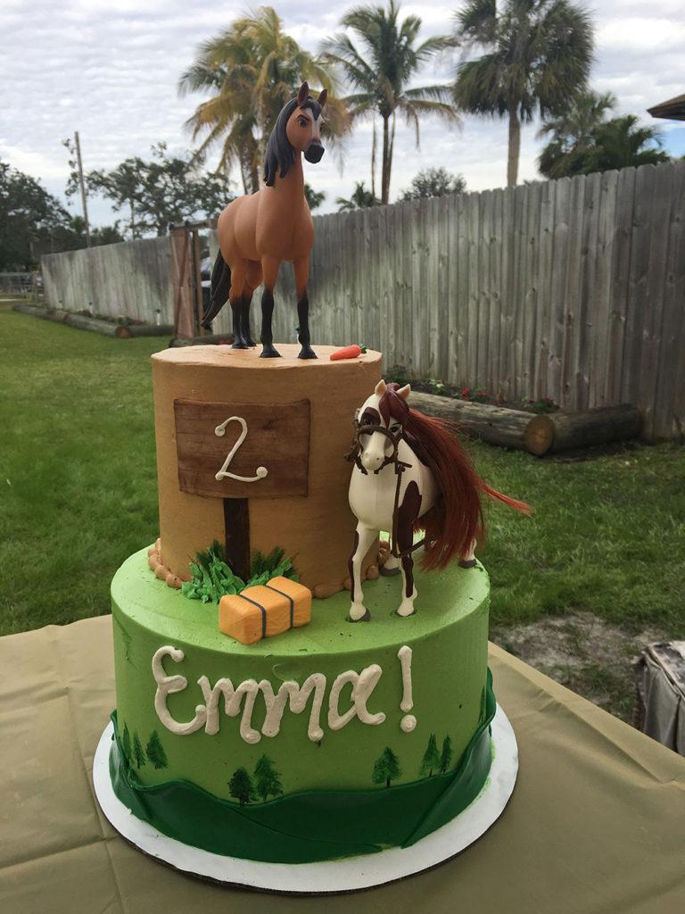 Spirit torta cake